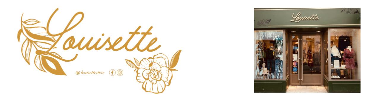 Louisette store boutique en ligne