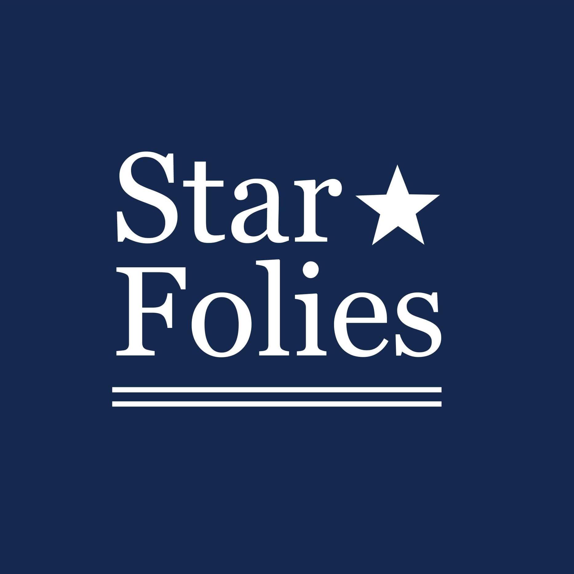 Boutique en ligne - Star Folies